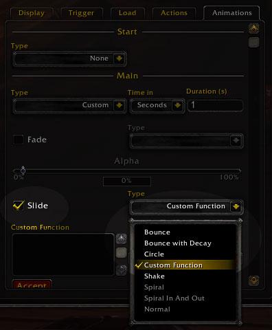 Warcraft: Attach WeakAuras to the mouse cursor | Dvorak Designs